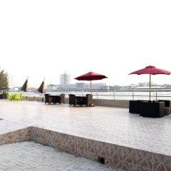 Отель Tivoli Garden Ikoyi Waterfront Нигерия, Лагос - отзывы, цены и фото номеров - забронировать отель Tivoli Garden Ikoyi Waterfront онлайн бассейн