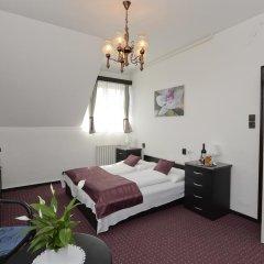 Budai Hotel 3* Стандартный номер с различными типами кроватей фото 9