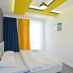 Апартаменты Kentron Apartment at Tumanyan комната для гостей