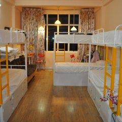 Saigon 237 Hotel 2* Кровать в общем номере с двухъярусной кроватью фото 5