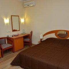 Обериг Отель 3* Номер Комфорт с двуспальной кроватью фото 2