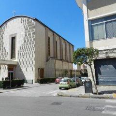 Отель Eleuteria Сиракуза парковка