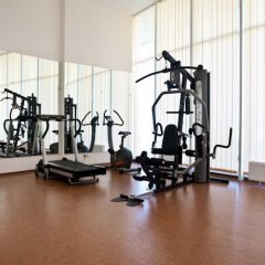 Гостиница Черное Море Бугаз фитнесс-зал фото 2