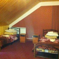 Гостиница Айс Черри Домбай Стандартный номер с двуспальной кроватью фото 19