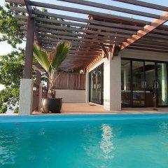 Отель Penn Sunset Villa with Private Pool 10 Таиланд, Ланта - отзывы, цены и фото номеров - забронировать отель Penn Sunset Villa with Private Pool 10 онлайн бассейн фото 3