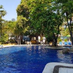 Hotel Club Del Sol Acapulco бассейн фото 3