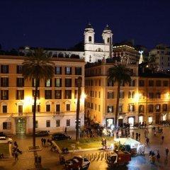 Отель Piazza di Spagna Suites Улучшенный люкс с различными типами кроватей фото 16