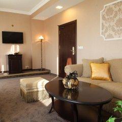 Отель Strimon Garden SPA Hotel Болгария, Кюстендил - 1 отзыв об отеле, цены и фото номеров - забронировать отель Strimon Garden SPA Hotel онлайн комната для гостей фото 5
