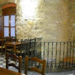 Отель Alvar Fanez Убеда питание