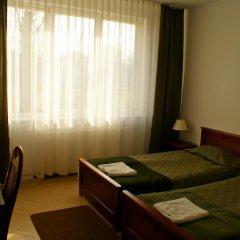 Отель SCSK Brzeźno 2* Номер Делюкс с различными типами кроватей фото 3