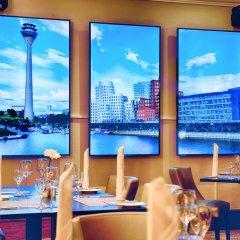 Отель Leonardo Hotel Düsseldorf City Center Германия, Дюссельдорф - отзывы, цены и фото номеров - забронировать отель Leonardo Hotel Düsseldorf City Center онлайн питание фото 2