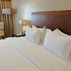 Mandarin Plaza Hotel 4* Номер Делюкс с различными типами кроватей фото 6