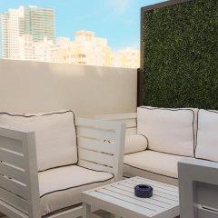 Отель Gale South Beach, Curio Collection by Hilton балкон
