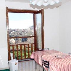 Отель Da Zia Adele Аджерола балкон