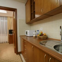 Гостиница Авалон 3* Люкс с разными типами кроватей фото 4