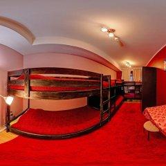 Хостел на Мясницкой Кровать в мужском общем номере
