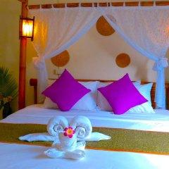 Отель Kantiang Oasis Resort & Spa 3* Улучшенный номер с различными типами кроватей фото 12