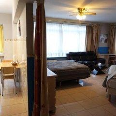 Отель Aparthotel Résidence Bara Midi 3* Студия с различными типами кроватей фото 5