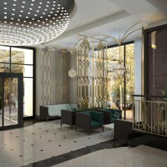 Отель Tiflis Palace сауна