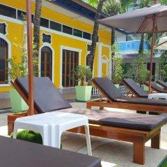 Отель Blue Carina Inn 3* Номер Делюкс фото 8