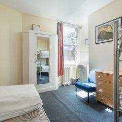 Hotel Strand Continental Кровать в общем номере с двухъярусной кроватью