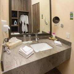 Отель Isla Natura Beach Huatulco 5* Стандартный номер с различными типами кроватей фото 5