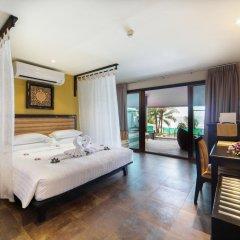 Отель Andaman White Beach Resort 4* Вилла с различными типами кроватей фото 21