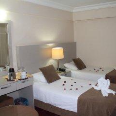Hotel Büyük Sahinler 4* Номер категории Эконом с различными типами кроватей фото 11