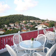 Merit Halki Palace Hotel Хейбелиада балкон