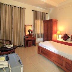 Отель Hoi An Hao Anh 1 Villa Улучшенный номер с различными типами кроватей фото 3