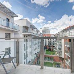 Апартаменты Dom & House - Apartments Waterlane Улучшенные апартаменты с различными типами кроватей фото 40