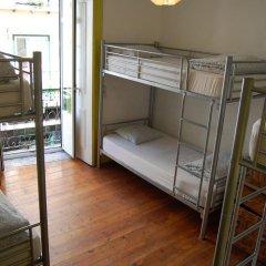 Alface Hostel Кровать в общем номере фото 8