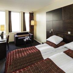 Отель The Square Улучшенный номер с двуспальной кроватью фото 3