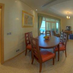 Отель Royal Club at Palm Jumeirah Апартаменты с различными типами кроватей фото 11