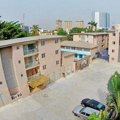 Beni Gold Apartment Hotel Лагос парковка