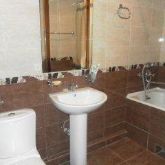 Отель Jermuk Apartment Армения, Джермук - отзывы, цены и фото номеров - забронировать отель Jermuk Apartment онлайн ванная