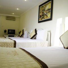 Blue Moon Hotel 2* Стандартный семейный номер с двуспальной кроватью