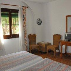 Отель Casa Rural El Retiro удобства в номере