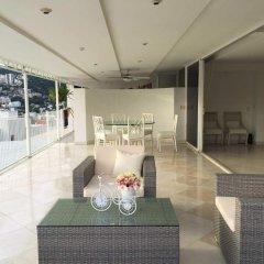 Отель Pent House Condo in Acapulco бассейн