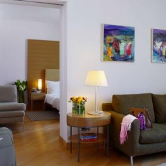 Отель Hilton Athens 5* Люкс с различными типами кроватей фото 10