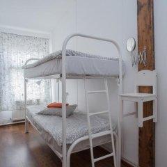 Hostel Peter and the Wolf Стандартный номер с двухъярусной кроватью фото 4