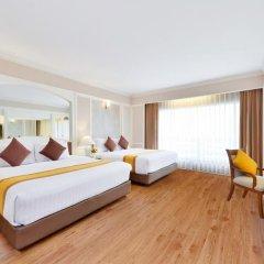 Отель Centre Point Pratunam 4* Представительский номер с разными типами кроватей фото 5