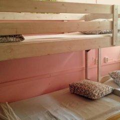 WDj Hostel Кровать в общем номере с двухъярусной кроватью фото 19