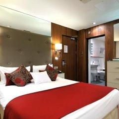 Отель DoubleTree by Hilton London – West End 4* Стандартный номер с различными типами кроватей фото 3