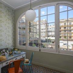 Апартаменты BCN Paseo de Gracia Rocamora Apartments комната для гостей