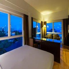 Апартаменты RCG Suites Pattaya Serviced Apartment Студия с различными типами кроватей фото 4