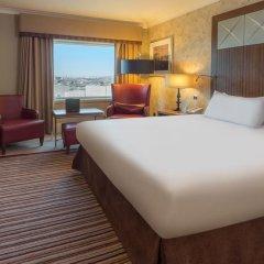 Отель Hilton Glasgow комната для гостей фото 3
