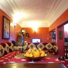 Отель Dar Rita Марокко, Уарзазат - отзывы, цены и фото номеров - забронировать отель Dar Rita онлайн интерьер отеля фото 3