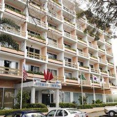 Отель Intercontinental Hotel Tangier Марокко, Танжер - отзывы, цены и фото номеров - забронировать отель Intercontinental Hotel Tangier онлайн парковка
