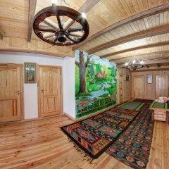 Семейный отель Горный Прутец сауна